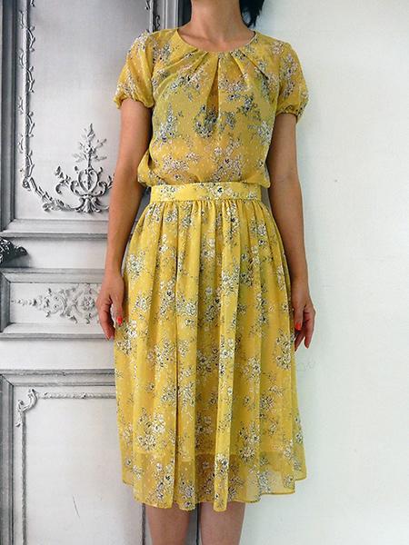 Edieスカート