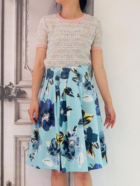 Delfinaスカート