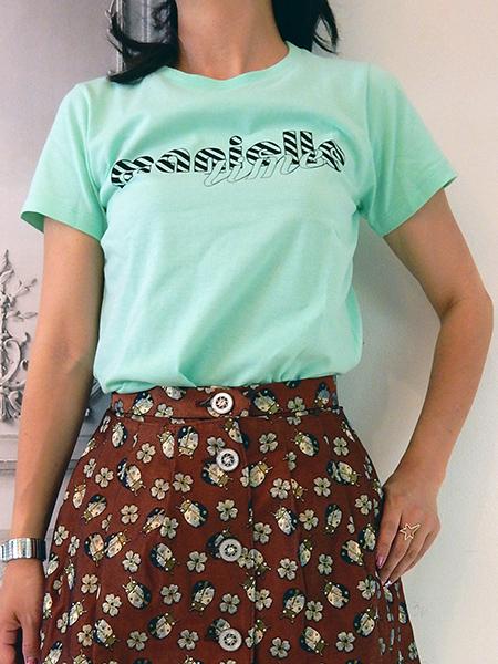 manielleTIME Tシャツ